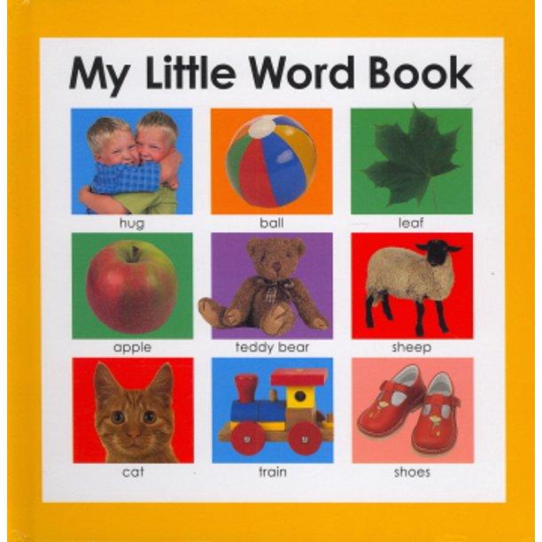 My Little Word Book - Board Book