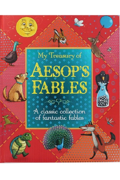 My Treasury of Aesop's Fables