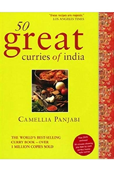 50 Great Curries of India