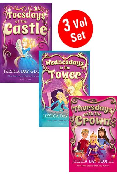 Jessica Day George Series (3 Vol. Set)