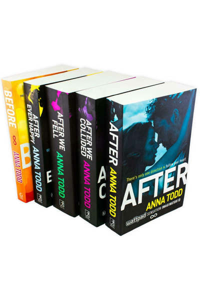 After : Series Collection (5 Vol.set)