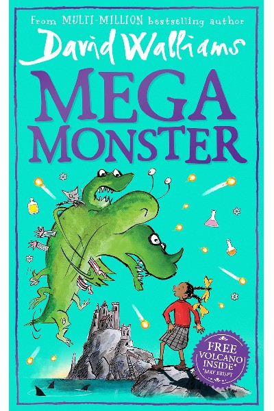 Mega Monster: the Mega New Laugh-out-Loud Children's Book by Multi-million Bestselling Author David Walliams