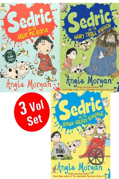 Angie Morgan Series (3 Vol Set)
