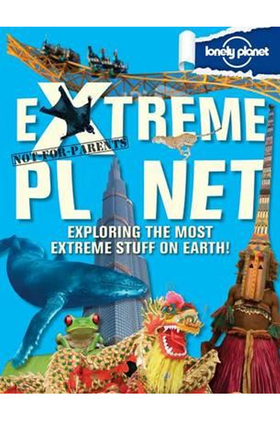 Lonely Planet Extreme Planet