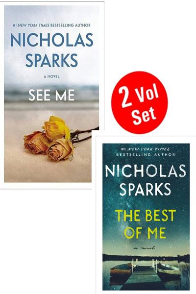 Nicholas Sparks Series 2 (2 vol set)
