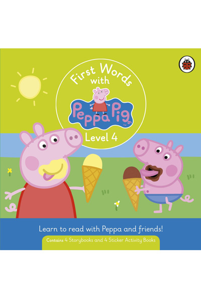 First Words with Peppa : Level 4 Box Set