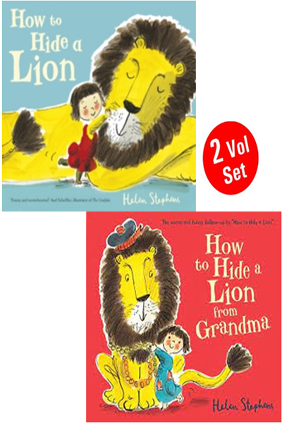 How To Hide A Lion Collection Board Book (2 vol set)