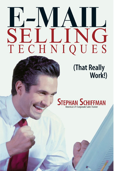 E-Mail Selling Techniques: (That Really Work!)