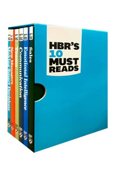 HBR's 10 Must Reads – Set 2 (6 vol set)