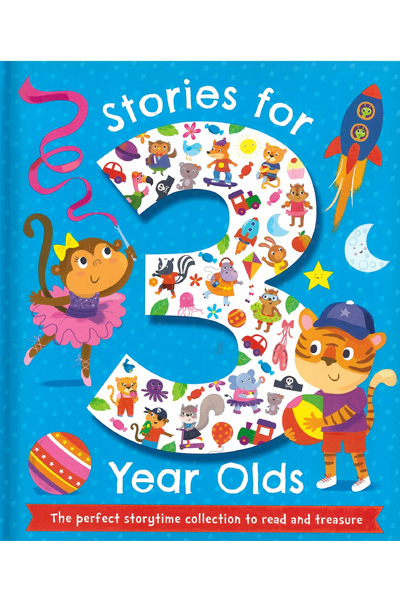 Stories for 3 Year Olds (Young Story Time)