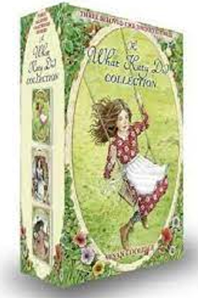 Three Beloved Childhood Stories: The What Katy Did Collection (3 Vol Set)