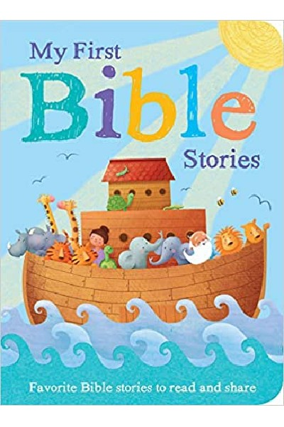 My First Bible Stories - Board Book
