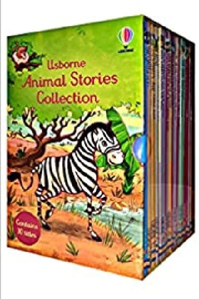 Usborne Animal Stories Collection (30 Vol Set)
