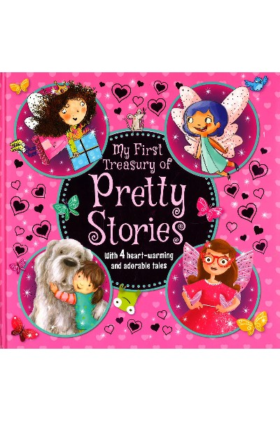 My First Treasury of Pretty Stories With 4 heart-warming and adorable tales