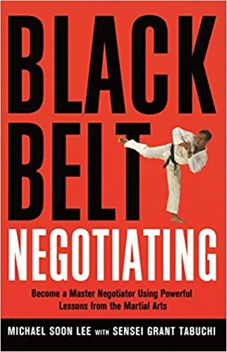 Wiley Management: Black Belt Negotiating