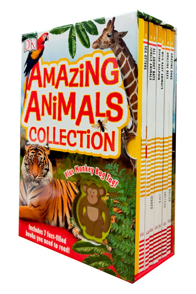 Amazing Animals Collection (Readers) (7 vol set)