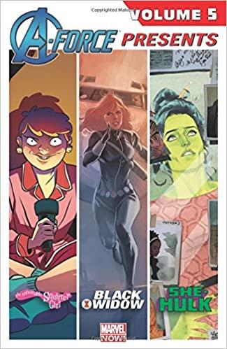 A-Force Presents Vol : 5