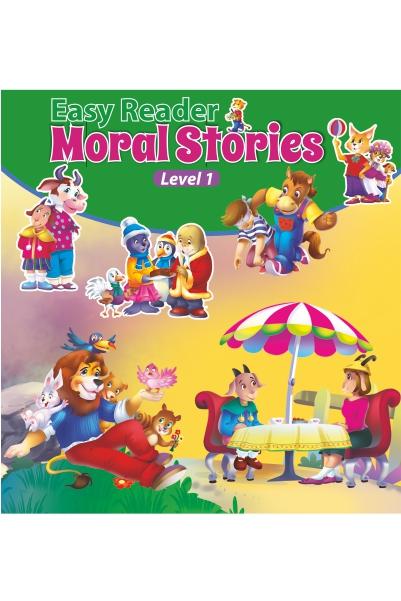 Easy Reader Moral Stories: Level 1