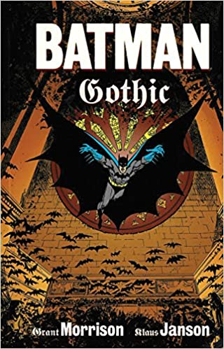 Batman : Gothic Deluxe Edition