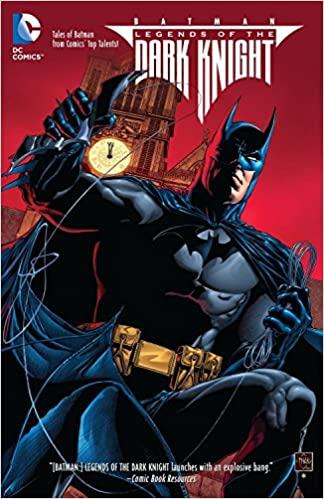 Batman : Legends of Dark Knight Vol 1