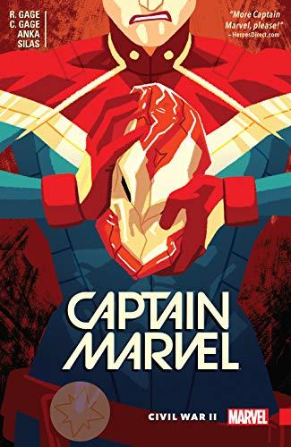 Captain Marvel Vol 2 : Civil War II