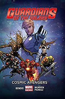 Guardians of the Galaxy Vol 1 : Cosmic Avenger