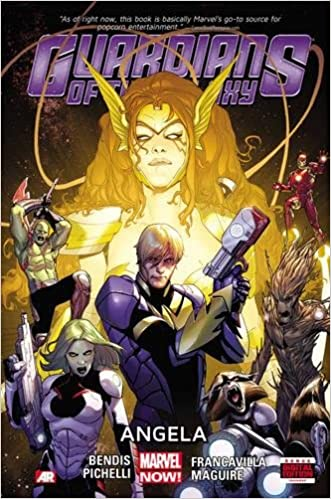 Guardians Of The Galaxy Volume 2: Angela