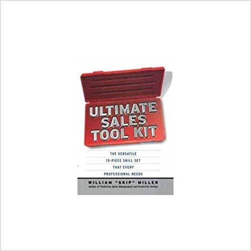 Wiley Management: Ultimate Sales Tool Kit