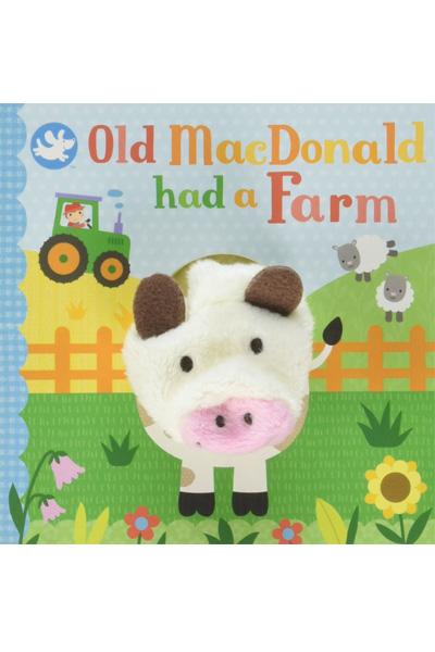 Old MacDonald Had a Farm - Board book