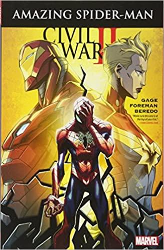 Civil War II : Amazing Spider-Man