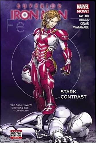 Superior Iron Man Vol 2 : Stark Contrast