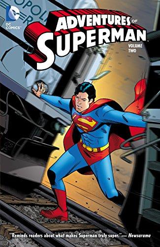 Adventures of Superman Vol 2