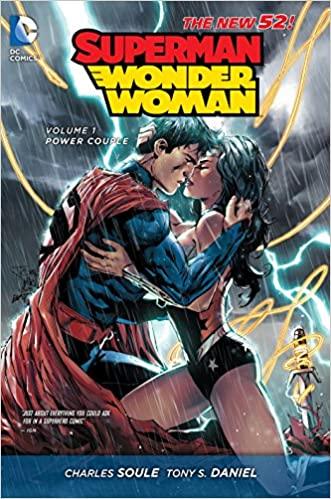 Superman Wonder Woman # 1:Power Couple