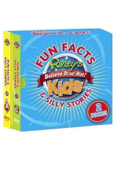 Ripley's Fun Facts & Silly Stories (2 Vol Set)