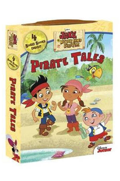 Jake and the Never Land Pirates Pirate Tales: Board Book Boxed Set