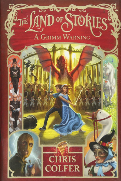 Land of Stories : A Grimm Warning