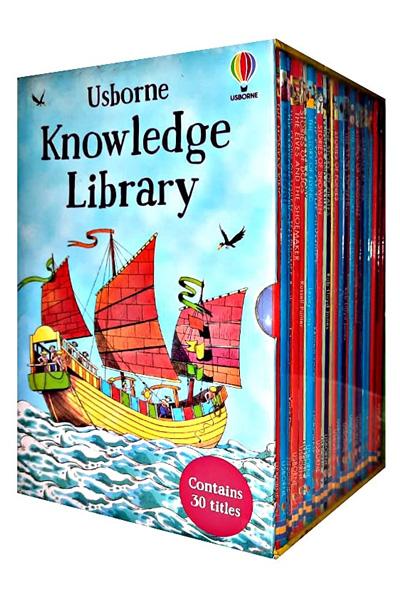 Usborne Knowledge Library