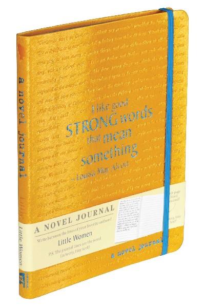 A Novel Journal: Little Women - Diary