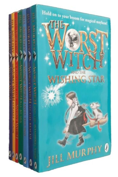 The Worst Witch Collection  7 Vol Slipcase Set