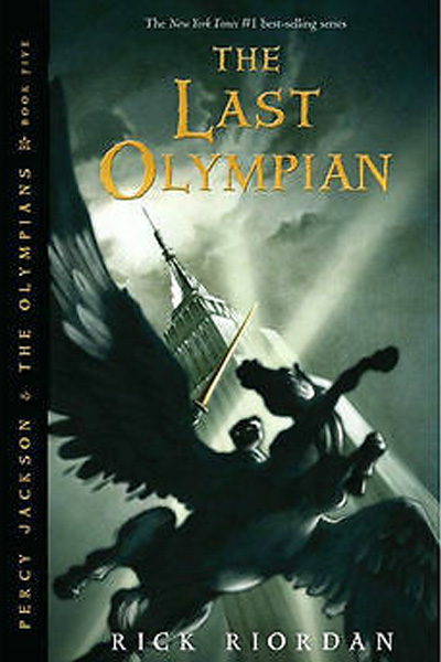 The Percy Jackson and the Olympians Book Five: Last Olympian: 05