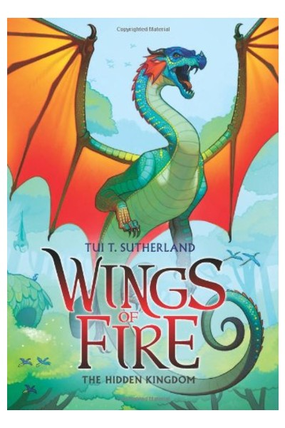 Wings of Fire: Book Three: The Hidden Kingdom