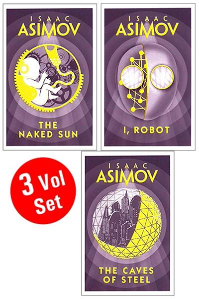 Isaac Asimov Series 3 (3 Vol Set)