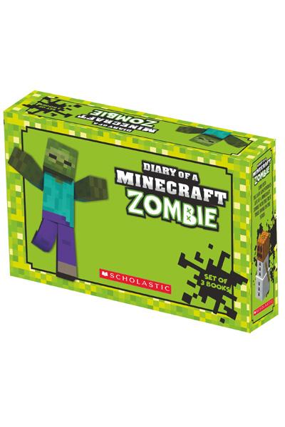 Minecraft Zombie (1 to 3)