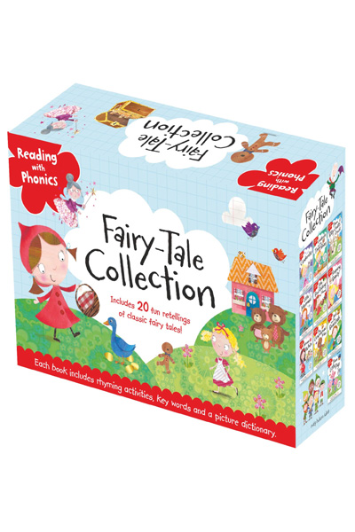 Reading With Phonics Readers - Fairy Tale Collection (20 Titles)