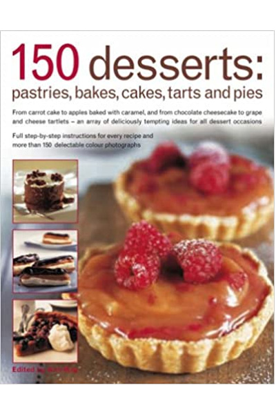 Dessert Cakes Pies Tarts and Bakes