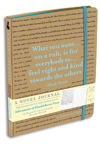 A Novel Journal: Adventures of Huckleberry Finn Diary