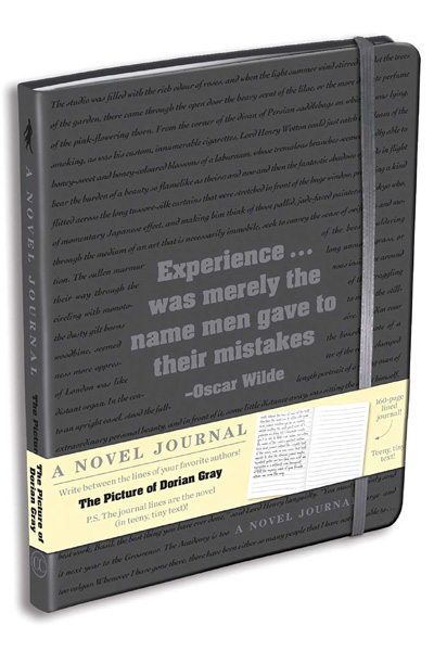 A Novel Journal: The Picture of Dorian Gray