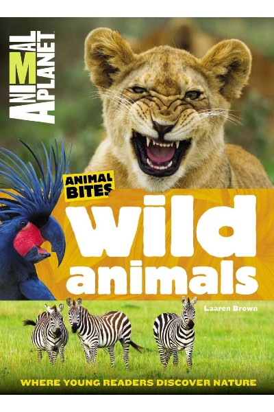 Animal Planet: Animal Bites: Wild Animals