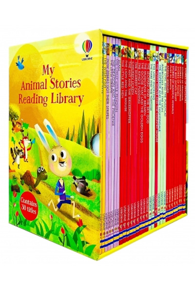 My Animal Stories Reading Library (30 Vol. Set)