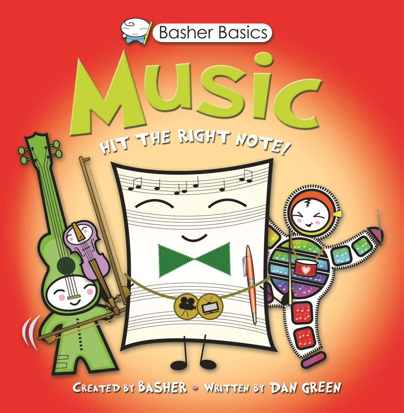 Basher Basics: Music